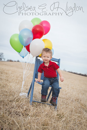 Jaden is turning 2!